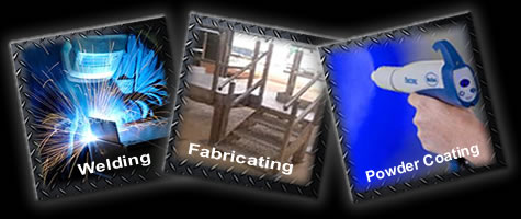 Tube bending, mig & tig welding and powder coating all in house...only at EXTREME!